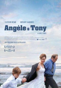 Angel & Tony movie poster