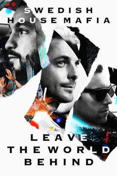 Leave the World Behind movie poster