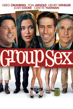 Group Sex movie poster