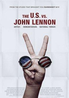 The US vs John Lennon movie poster