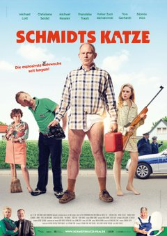 Schmidt's Nine Lives movie poster