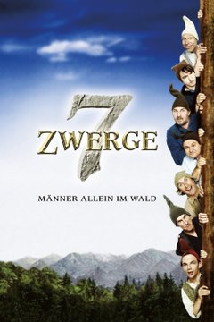 7 Dwarves – Men Alone in the Wood movie poster