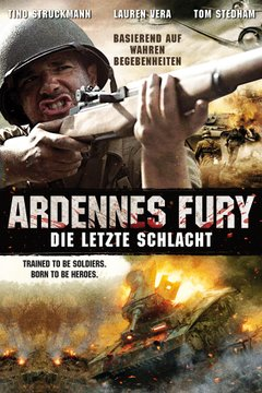 Ardennes Fury movie poster