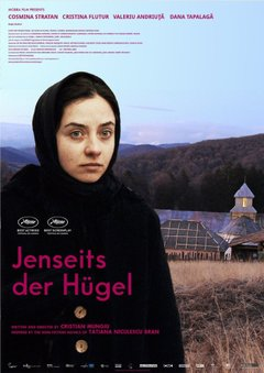 Jenseits der Hügel movie poster