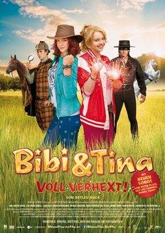 Bibi & Tina - Voll verhext! movie poster