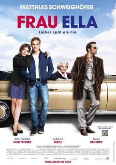 Frau Ella movie poster