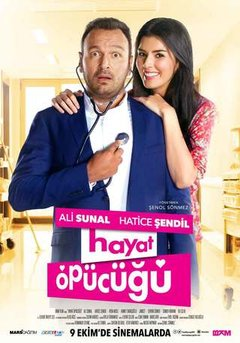 Hayat Öpücüğü movie poster