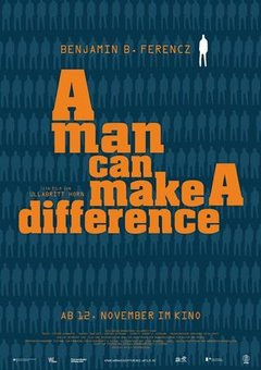 A Man Can Make a Difference movie poster