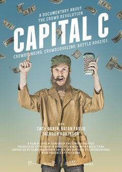 Capital C movie poster