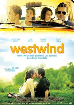 Westwind movie poster