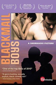 Blackmail Boys movie poster