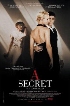 A Secret movie poster