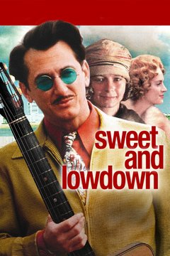 Sweet and Lowdown movie poster