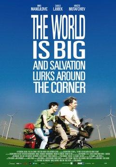 The World is Big and Salvation Lurks Around the Corner movie poster