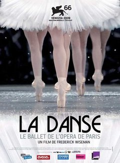 La danse movie poster