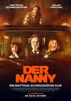 Der Nanny movie poster