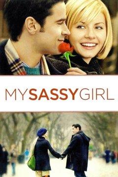 My Sassy Girl movie poster
