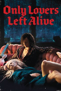 Only Lovers Left Alive movie poster