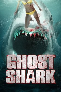 Ghost Shark movie poster