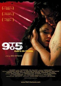 9to5: Days in Porn movie poster