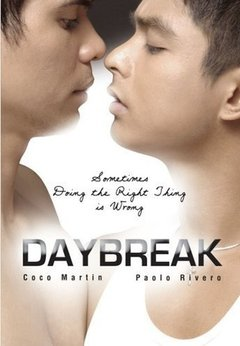 Daybreak movie poster