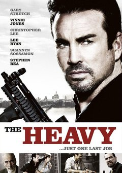 The Heavy movie poster
