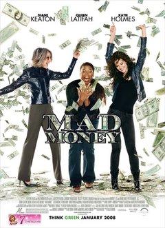 Mad Money movie poster