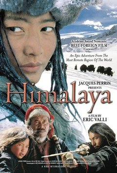 Himalaya movie poster