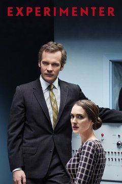 Experimenter movie poster