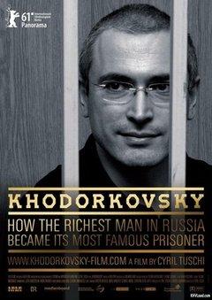 Khodorkovsky movie poster