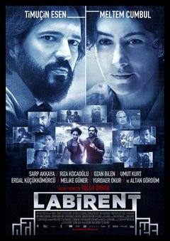 Labirent movie poster