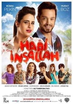 Hadi İnşallah movie poster