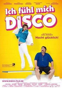 I Feel Like Disco movie poster