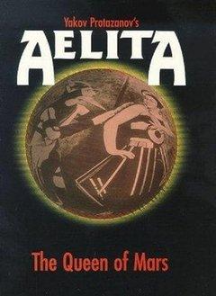 Aelita movie poster