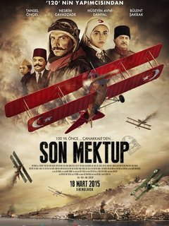 Son Mektup movie poster