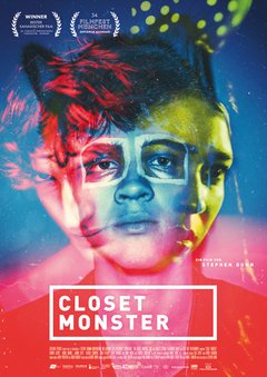 Closet Monster movie poster