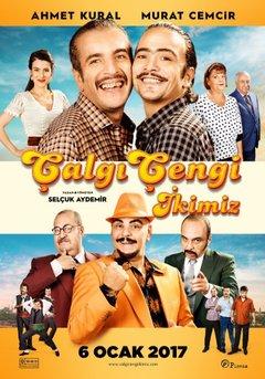 Çalgi Çengi Ikimiz movie poster