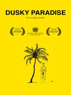 Dusky Paradise movie poster