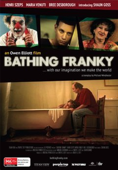 Bathing Franky movie poster