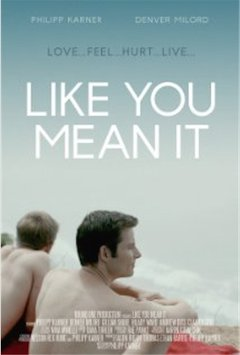Like You Mean It movie poster