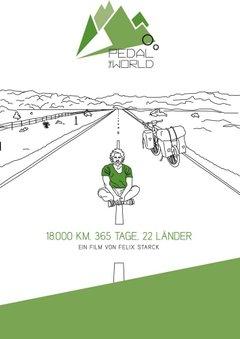 Pedal the World Filmplakat
