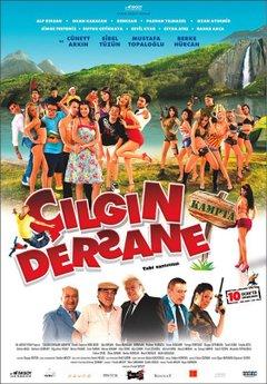 Çılgın Dersane Kampta movie poster