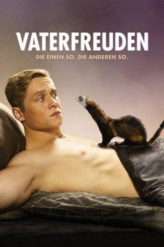 Vaterfreuden Filmplakat
