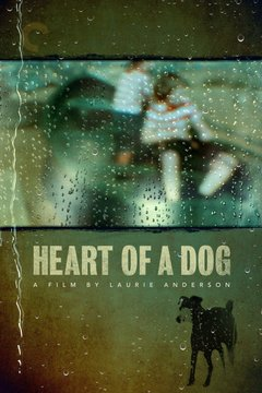 Heart of a Dog movie poster