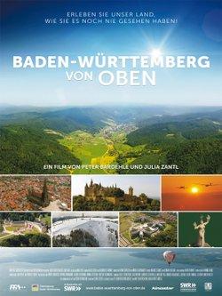 Baden-Württemberg von oben