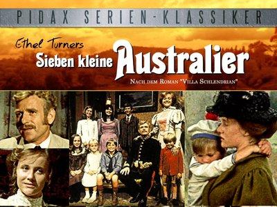 Sieben kleine Australier