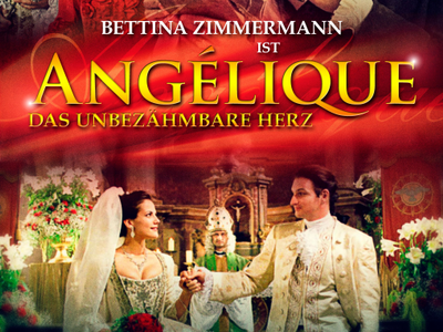 Angelique - Das unbezaehmbare Herz