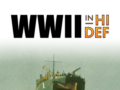 World War Two in Hi-Definition