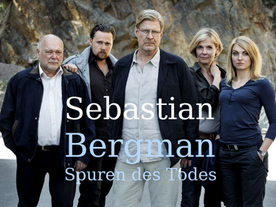 Sebastian Bergman: Spuren des Todes
