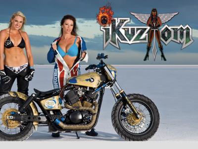 iKuztom: America's Sexiest Custom Bikes